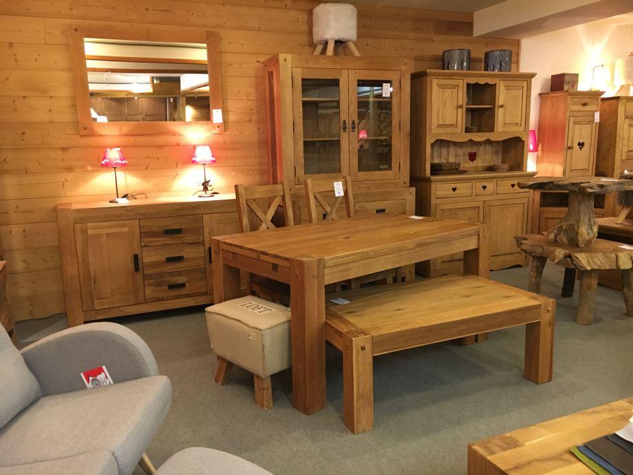 ch ne huil 2 aravis meubles. Black Bedroom Furniture Sets. Home Design Ideas