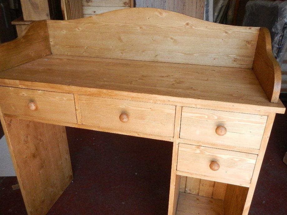 Bureau aravis meubles for Meuble bureau 24