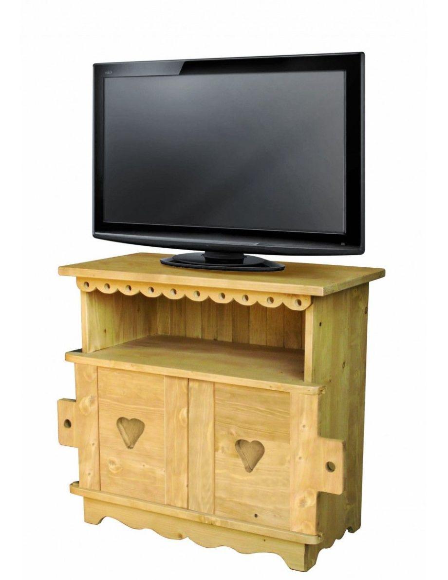 meuble tv aravis meubles. Black Bedroom Furniture Sets. Home Design Ideas