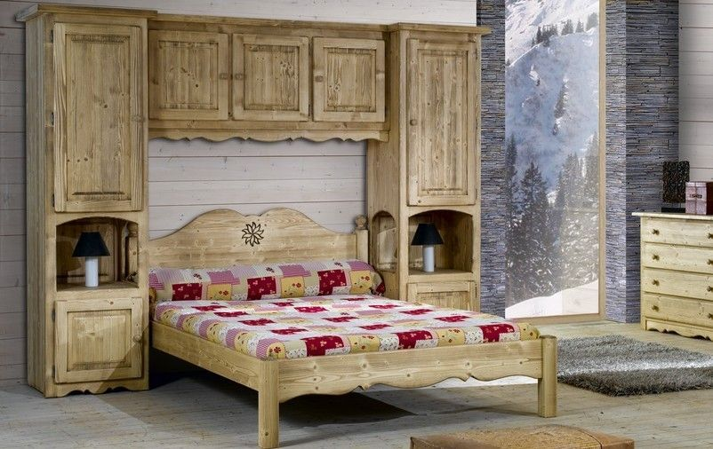 pont colonne aravis meubles. Black Bedroom Furniture Sets. Home Design Ideas