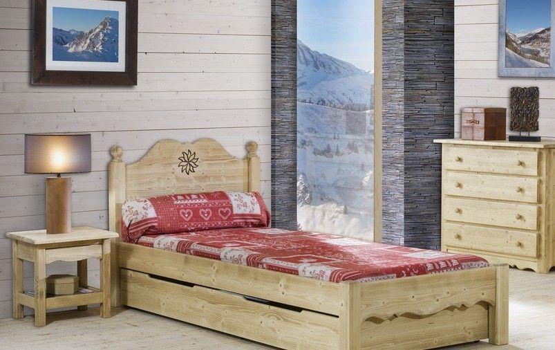 lits aravis meubles. Black Bedroom Furniture Sets. Home Design Ideas