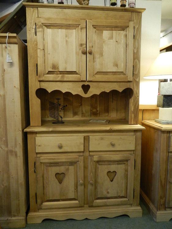 bahut enfilade et vaisselier aravis meubles. Black Bedroom Furniture Sets. Home Design Ideas