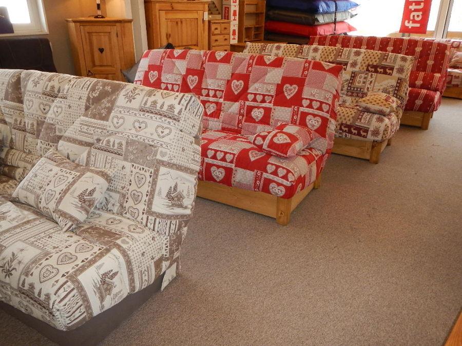 clic clac aravis meubles. Black Bedroom Furniture Sets. Home Design Ideas