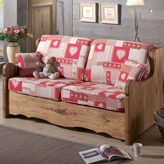 Rapido bed express bois aravis meubles - Banquette lit rapido ...